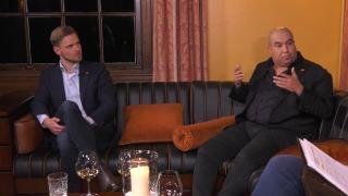 Ondernemerslounge (RTL7) | Mick de Vlieger en Khalid Oubaha | ONLINE
