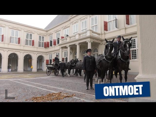 KWPN Ontmoet - De Koninklijke Stallen