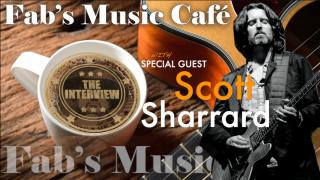 Fab's Music Café: Fab's back with a great interview with Scott Sharrard