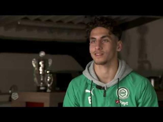 Ludovit Reis: 'We gaan volle bak de strijd in'