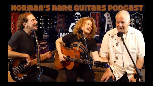 NRG Podcast: Episode 6: Freebo & Alice Howe