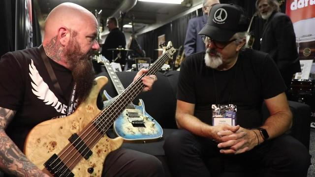 Live From NAMM 2020: Chris Cannella Interview Dean Guitars