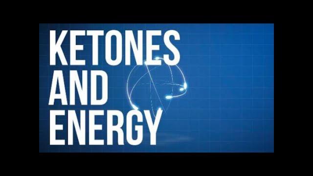 Keto 101- Ketones and Energy