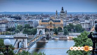 Een dag in Budapest