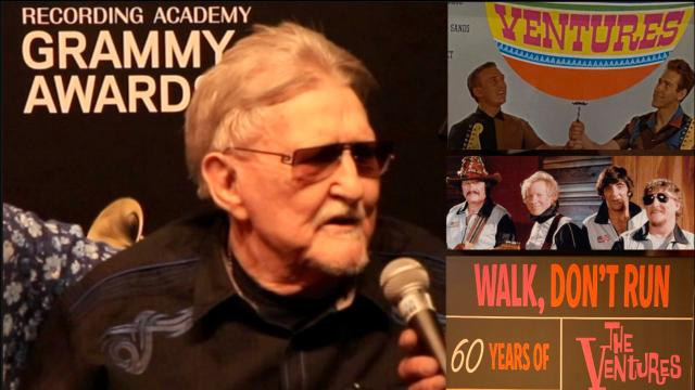 Interview with founding member of The Ventures, Don Wilson at the Grammy Museum