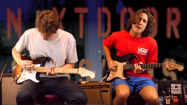 Kit Trigg & Michael Lemmo