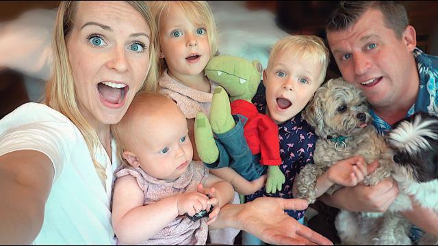 WAAROM GAAN WE WEER WEG? | Bellinga Familie Vloggers #1408