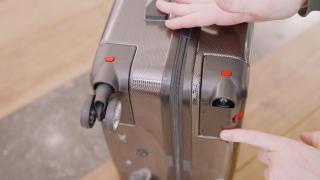 Bedruk jouw eigen koffer met een mooie print!
