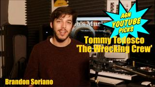AGN Picks with Brandon Soriano: Tommy Tedesco; 'The Wrecking Crew'