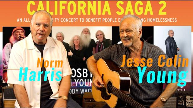 California Saga 2: Jesse Colin Young