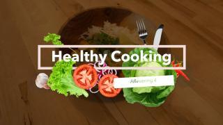 Healthy Cooking   Vegan Kip Korma   Afl. 4