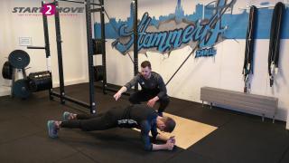 Oefening voor een sterke core (plank) – elk niveau