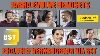 Evolve Jabra BST - Productvideo