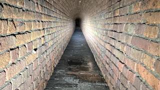 Een kijkje in de ondergrondse beek van Harderwijk