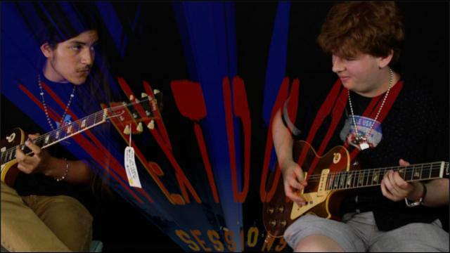 Episode 29 - Two great young players on two old Les Pauls....Tyler Morris & Anthony Cullins