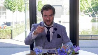 Ondernemerslounge (RTL7) | 1.5.01 | Introductie door Maurice Vollebregt