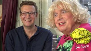 Margreet Dolman en Ivo van Woerden
