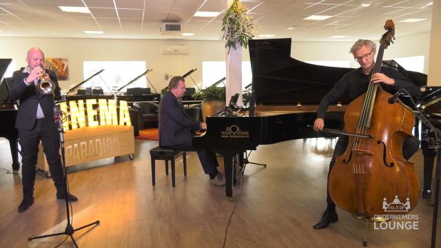 Ondernemerslounge (RTL7) | 2.6.07 | Bol Piano's: Cinema Paradiso