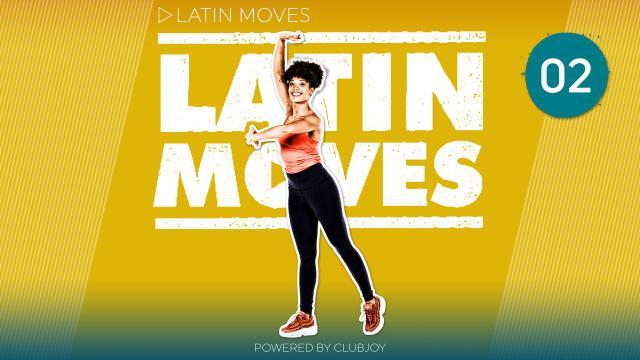 Latin Moves 2