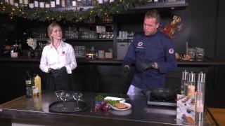 Ondernemerslounge (RTL7)   2.4.08   Food for the Mood: food cocktail