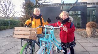 DE EERSTE SCHOOLDAG OP NiEUWE SCHOOL  | Bellinga Vlog #2034