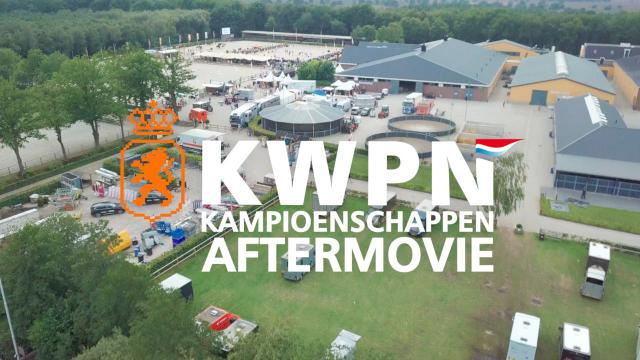 Aftermovie KWPN Kampioenschappen
