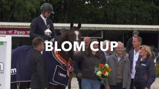 Bekijk de Blom Cup Live op KWPN.tv
