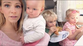 ONZE CAMPER VAKANTiE AFGELAST!  | Bellinga Familie Vloggers #1356
