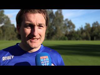 Trainingskamp 2016 Dag 5: Nieuwe spelers op trainingsveld in Mijas