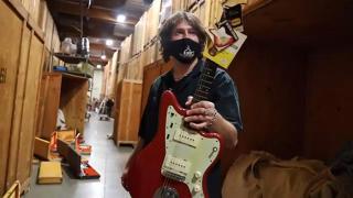 Norman's Rare Guitars Warehouse Adventures - Episode 3.