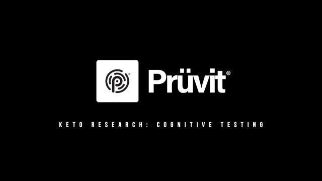 Keto 101 - Keto Research: Cognitive Testing