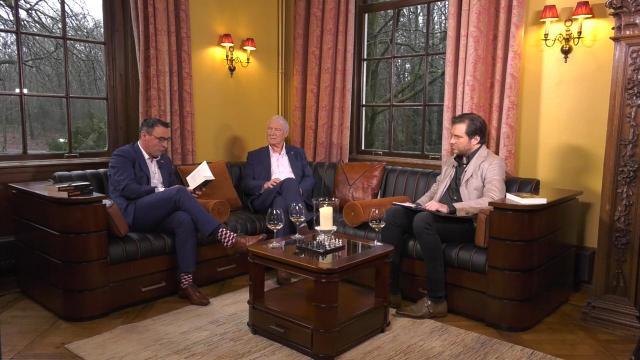 Ondernemerslounge (RTL7) | S3 A1 (21-02-2021) | Met Richard de Mos