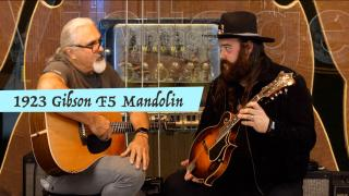 Vintage Lowdown: The 1923 Gibson F5 Mandolin