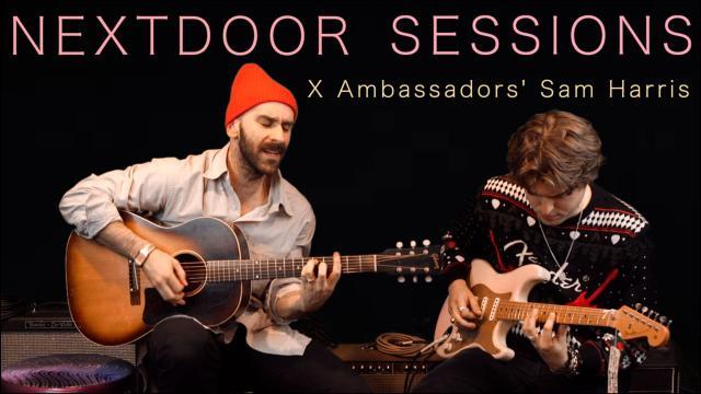 X Ambassadors' Samuel Harris