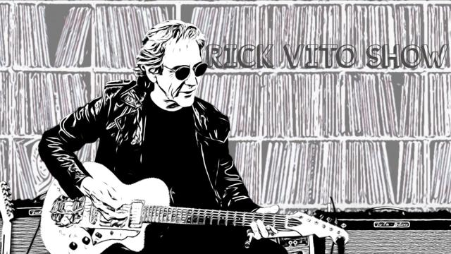 Rick Vito Show: Episode I: Air Guitar to Blues Guitar: Pt. I