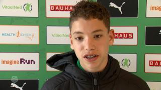FC Groningen onder-13 naar finale KNVB-Beker