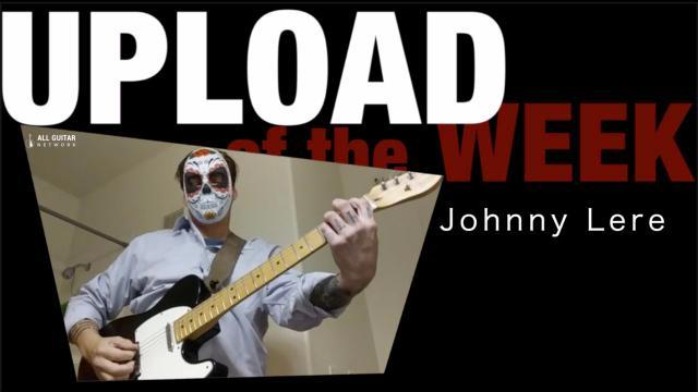 Happy Halloween:  Johnny Lere;  'Dead Johnny'