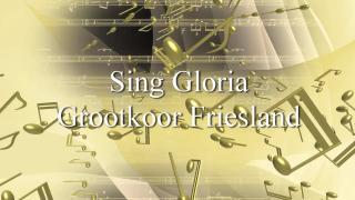 Sing Gloria