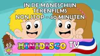NON STOP In De Maneschijn tekenfilms