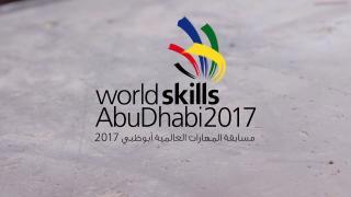 Julian van Lohuizen bereidt zich voor op de WorldSkills