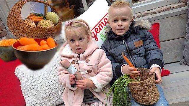 KiNDEREN ETEN DiT NiET!  | Bellinga FamilieVloggers #1185 #DeBellingaS #BellingaTV #FamilieVloggers.nl #Family