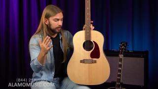 Expensive vs. Cheap Gibson Acoustic Guitars G-45 Studio vs. Southern Jumbo