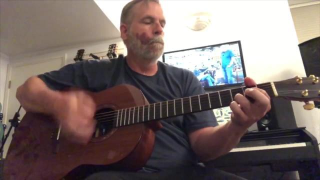 Vero Great Guitar Contest Selection Week 1: Michael Hollenbeck