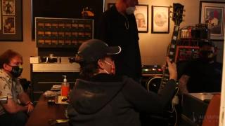 Joe Bonamassa solos in Josh Smith's studio.