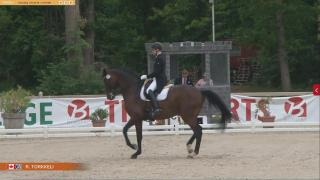 The Rising Star In Dressage That Nobody Is Talking About! Check Out Ryan Torkkeli