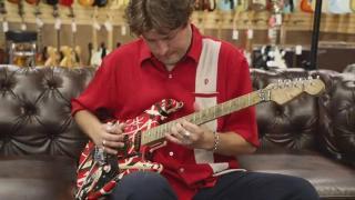 2007 Fender Custom Shop Eddie Van Halen Frankenstein