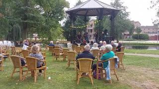 Muziekmiddag Plantagepark Harderwijk