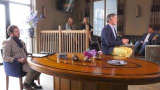 Ondernemerslounge (RTL7) | 1.6.05 | Pitch van start-up Coastr