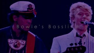 Bowie's Basslines - An Interview with bass player, Carmine Rojas.  - from Bowie to Bonamassa