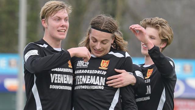 Flevo Boys - CSV Apeldoorn